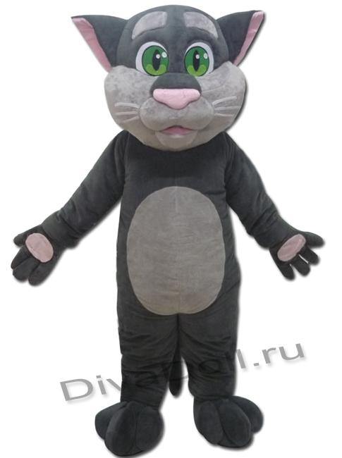 Ростовой костюм кот в